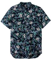 Quiksilver Men's Turbo Dots Short Sleeve Shirt