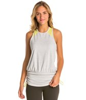 Lucy Women's Hit My Stride Tunic Workout Tank Top