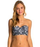 Motel Longline Bustier Bikini Top