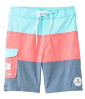 Billabong Boys' Tribong Lo Tides Boardshort (2T-7yrs)