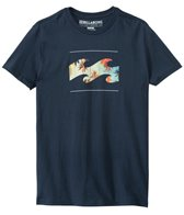 Billabong Boys' Contrary S/S Tee (8yrs-16yrs)