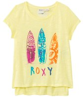 Roxy Girls' Boards In the Sand S/S Hi-Lo Tee (7yrs-16yrs)