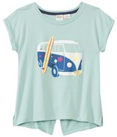 Roxy Girls' Road Trippin S/S Tee (7yrs-16yrs)