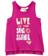 Roxy Girls' Livin' Tank (2T-6X)