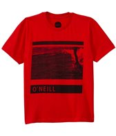 O'Neill Boys' Drake S/S Tee (8yrs-20yrs)