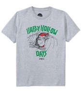 O'Neill Boys' Hollow Santa Days S/S Tee (8yrs-16yrs)
