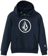 Volcom Boys' Stone Pullover Hoodie Sweater (2T-7yrs)