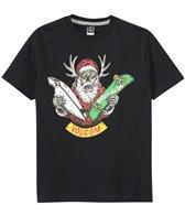 Volcom Boys' Sleigh Stone Santa S/S Tee (8yrs-20yrs)