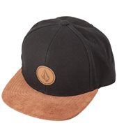 Volcom Boys' Quarter Fabric Hat
