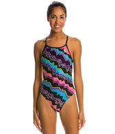 TYR Belding Crosscutfit One Piece Swimsuit