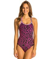 Dolfin Solstice DBX Back One Piece Swimsuit