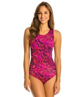 Dolfin Maribelle Moderate Lapsuit One Piece Swimsuit