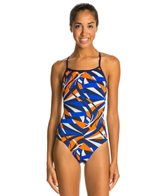Dolfin Viper V-Back One Piece Swimsuit
