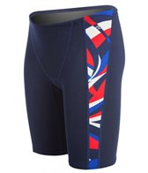 Dolfin Viper Spliced Youth Jammer Swimsuit