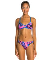 Dolfin Bellas Moda Two Piece Bikini Swimsuit Set
