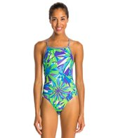 Dolfin Uglies Dazzle Women's V-2 Back One Piece Swimsuit