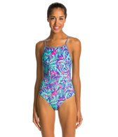 Dolfin Uglies Zahara Women's V-2 Back One Piece Swimsuit