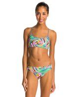 Dolfin Uglies Kandyland Workout Two Piece Swimsuit Set