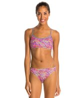 Dolfin Uglies Soiree Workout Two Piece Swimsuit Set