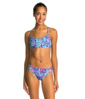 Dolfin Uglies Zahara Workout Two Piece Swimsuit Set