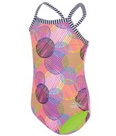 Dolfin Little Dolfin Uglies Jubilee Toddlers One Piece Swimsuit (2T-6X)
