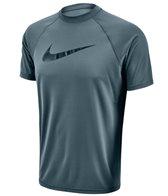 Nike Men's Hydro UV Liquid Swoosh S/S Rashguard