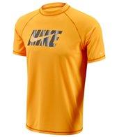 Nike Men's Hydro UV Eclipse Wave S/S Rashguard