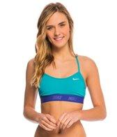 Nike Women's Solids Racerback Sport Bra Bikini Top