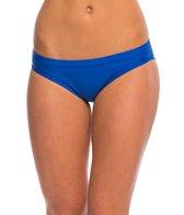 Nike Women's Solid Hipster Bikini Bottom