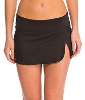 Nike Women's Core Solid Swim Skirt