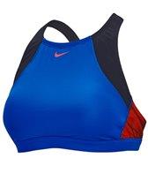 Nike Women's Color Surge Crossback Sport Bra Bikini Top