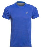 Asics Men's Lite-Show Short Sleeve Top