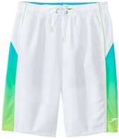 Speedo Men's Engineered Ombre Splice Volley Short