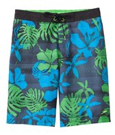 Speedo Men's Gradated Floral E-Board Short