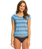 Carve Designs Women's Jupiter Sunshirt S/S Rashguard