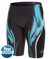 Speedo Limited Edition Men's Printed LZR Racer X Jammer Tech Suit Swimsuit