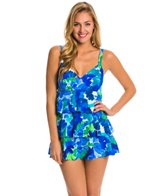 Penbrooke Whirlpool Triple Tier Soft Cup Swimdress