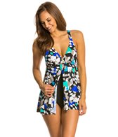 Penbrooke Color Angles Fly Away Swimdress