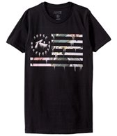 Rusty Men's Flagged Short Sleeve Tee
