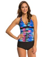 Next Turn Up the Tempo Superwoman Tankini Top
