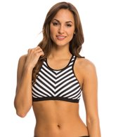 Next Barre to Beach High Jump Sport Bra Bikini Top