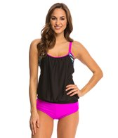 Next Power Thru it Double Up Tankini Top