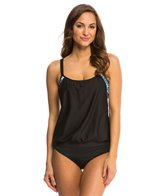 Next Weekend Warrior Double Up Tankini Top