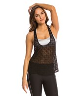 Next Inner Glow Multi Task Tankini w/ Sports Bra Bikini Top