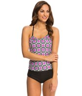 Next Weekend Warrior Third Eye Tankini Top