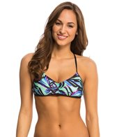 Next Power Thru It Plank Reversible Bra Bikini Top