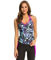 Next Power Thru It Step Up Racerback Tankini Top