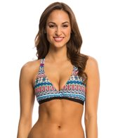 Next Find Your Chi 28 Min. D-Cup Sports Bra Bikini Top