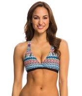 Next Find Your Chi 28 Min. D-Cup Sports Bra Bikini Top