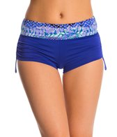 TYR Active Emerald Lake Active Mini Boyshort Bottom